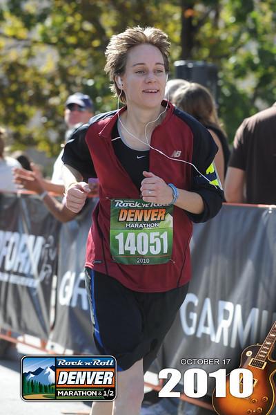 2010 Denver Rock 'n' Roll Marathon - Inaugural