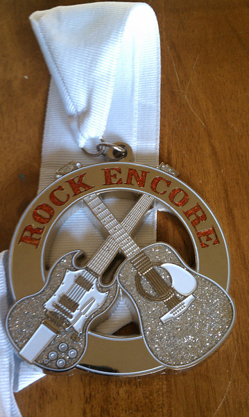 Another special 2-Rock'n'Rolls-in-the-same-year medal