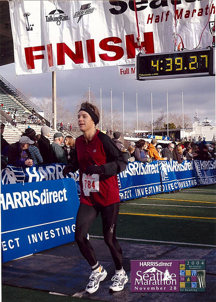2004 Seattle Marathon