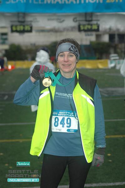 2011 Seattle Marathon