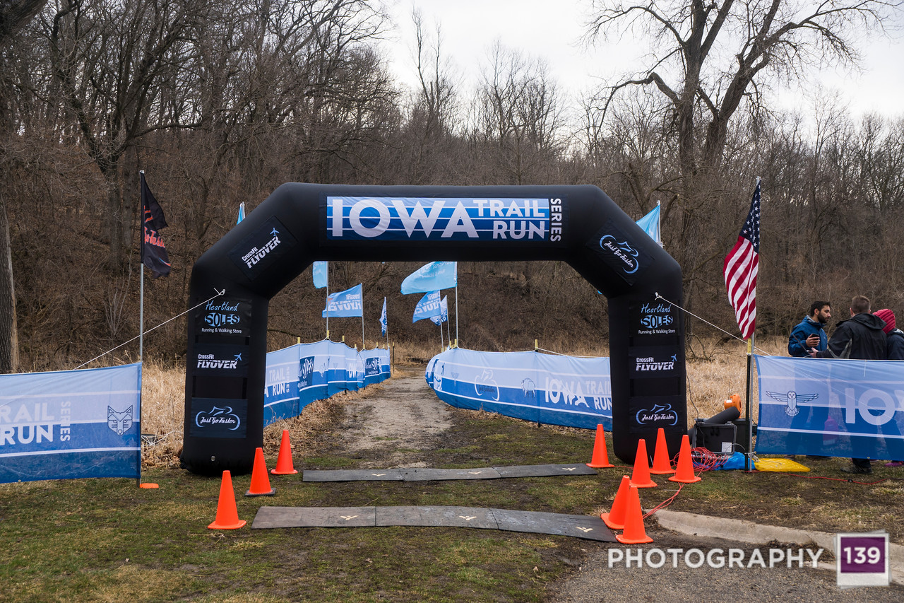 Iowa Trail Run Series - Ledges