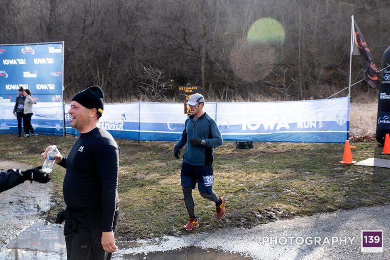 Iowa Trail Run Series - Ledges