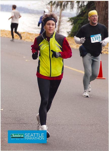 2009 Seattle Marathon