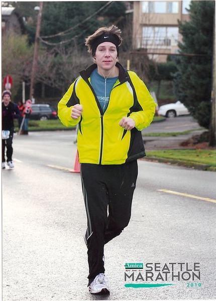 2010 Seattle Marathon