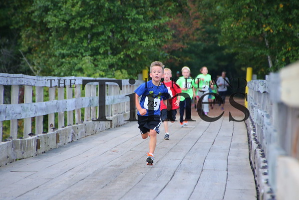 2016 Calf Mile and Rump Roast Run