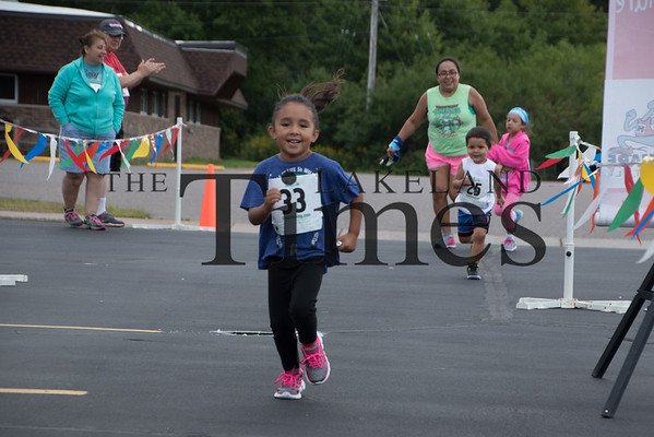 Inaugural Carry the Torch 5K and Kids Race