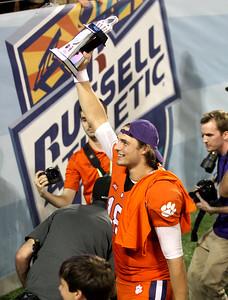 FBC: Russell Atheletic Bowl: Clemson vs. Oklahoma