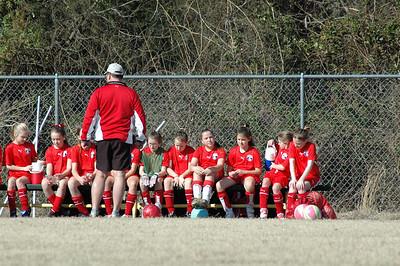 Russellville Jamboree Soccer