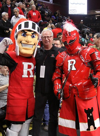 Scarlet Knights edged by #2 Minnesotta Gophers at the RAC, Jan 11, 2015