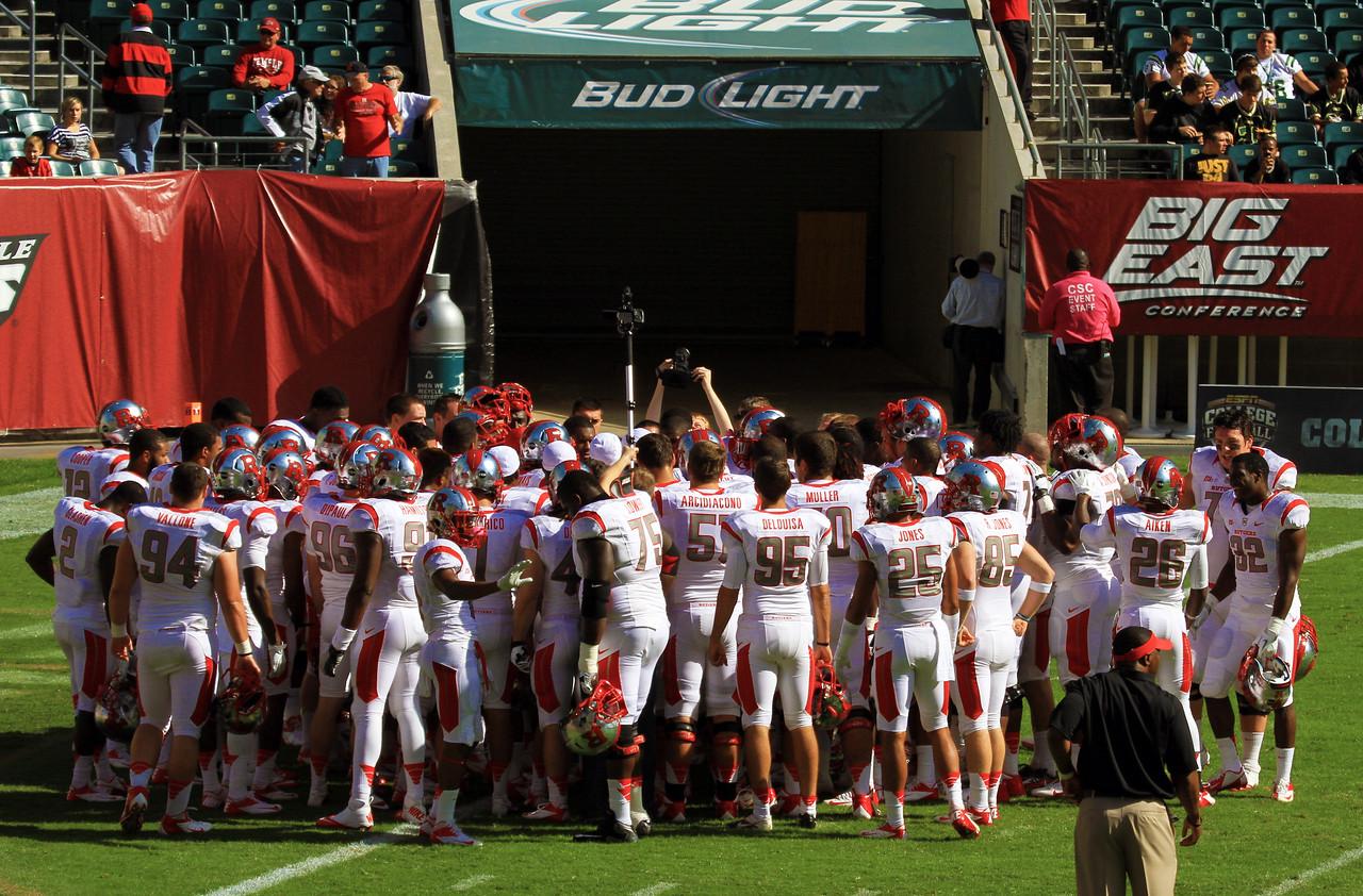 Rutgers' football team