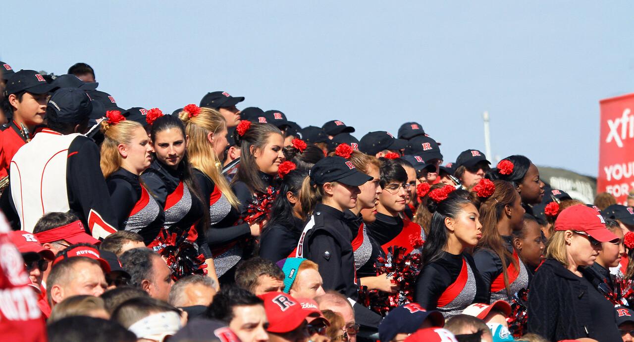 Rutgers fans