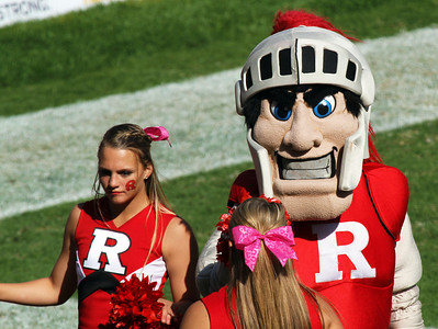 Rutgers/Temple Football Game, Oct. 20, 2012