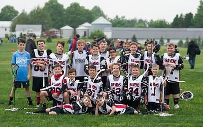 Boys 3-4 LAX Team