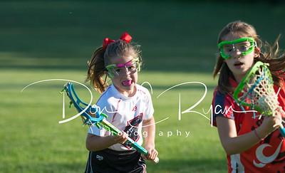 Girls Little Laxers