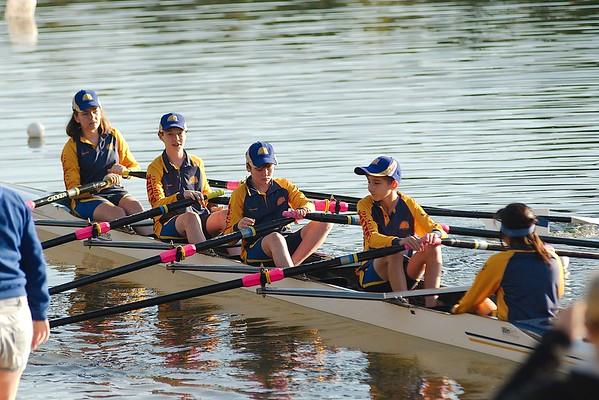NQ Schools Rowing Championship