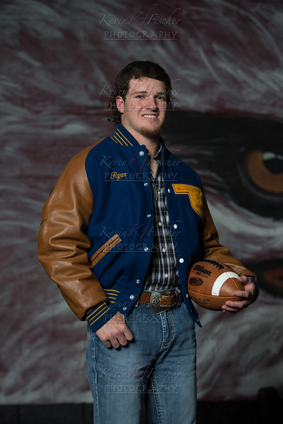 Ryan Terry~All State Football~Sr 2017
