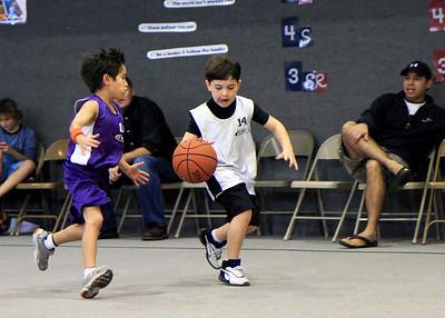 Ryan's Basketball 2010