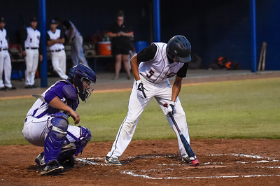 Orange Grove vs Boerne Baseball 13May16