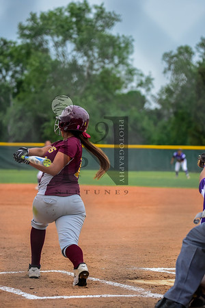 Game 1 San Marcos v Harlandale Softball