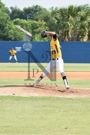 Johnson vs East Central Baseball Game 2 13May16
