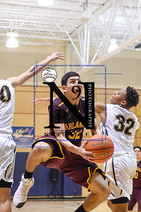 East Central pulls away in 2nd Half to earn victory over Harlandale in the Boerne ISD Holiday Classic on 28Dec16. Gallery: http://smu.gs/2hwXLEm
