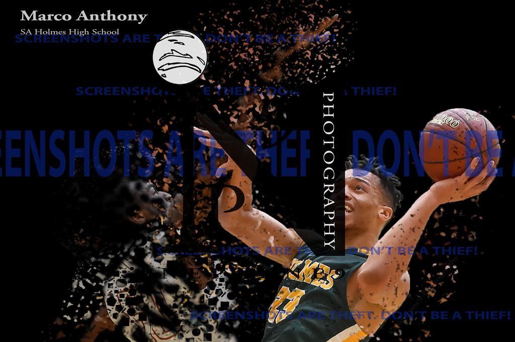 """Holmes vs Madison Basketball 14Nov16. Gallery: <a href=""""http://smu.gs/2f54nIZ"""">http://smu.gs/2f54nIZ</a>"""