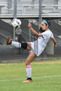 Lee def. EP Bowie 3-0 in Girl's Soccer action at SAISD Tournament on 14Jan17. Gallery: http://smu.gs/2jlMwQj