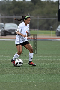 Bowie def. Hays 2-1 in Girl's Soccer at Smithson Valley Tournament on 5 Jan17. Gallery: http://smu.gs/2jtYS98
