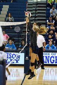 Texas Showdown Volleyball Classic at Smithson Valley Day 2. Incarnate Word vs Smithson Valley. Gallery:http://smu.gs/2c9I1FX (SASports.com/Andrew Patterson)