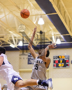 Steele def. Smithson Valley 71-37 in Basketball at Smithson Valley on 20Dec16. Gallery: http://smu.gs/2h8fPVg (SASports.com| Andrew Patterson)