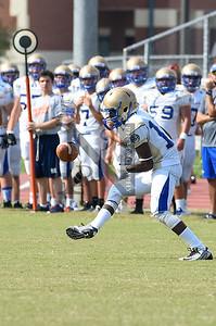 JV Football: Alamo Heights vs Brandeis at Brandeis HS 1Sep16 in SATX. Gallery: http://smu.gs/2cvXSA9