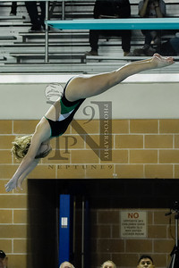 The Texas UIL District 26-6A & 25-6A 1M Diving Pre-Lims provided some high flying action at the  Josh Davis Natatorium in San Antonio, Texas 27Jan17. Gallery   http://smu.gs/2jLuV1T