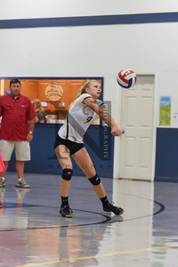 Johnson City Eagles def. Bracken Christian Warriors 3-0 in Volleyball Match play on Thursday, 18 Aug 2016. Match took place at Bracken Christian in Spring Branch, Texas. Gallery: http://smu.gs/2b5x3zl (SASports.com/Andrew Patterson)