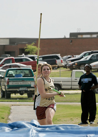 SAHS Track Meet @Midland Valley