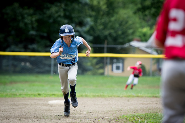 SB 9-10 All-Stars v. North West 7.20.13