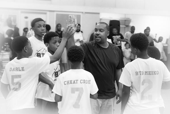 Stanton Center Basketball Championship 031016 Game2