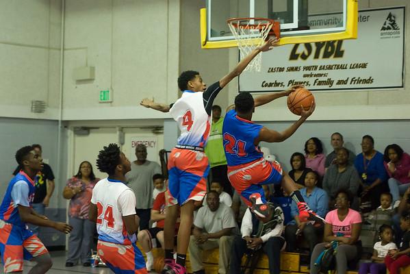 Stanton Center Basketball Championship 031016 Game3