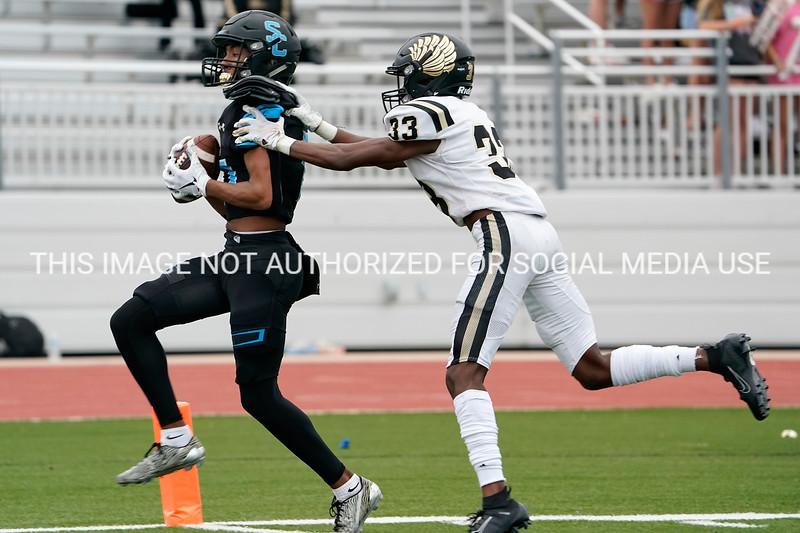S Jones TD catch