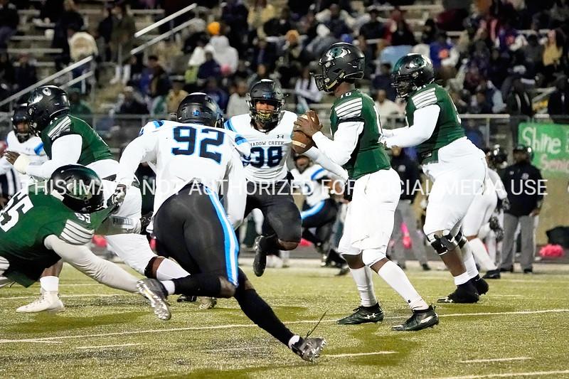 A Bryant defensive pressure