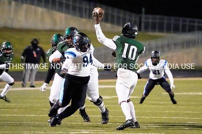D Johnson defensive pressure