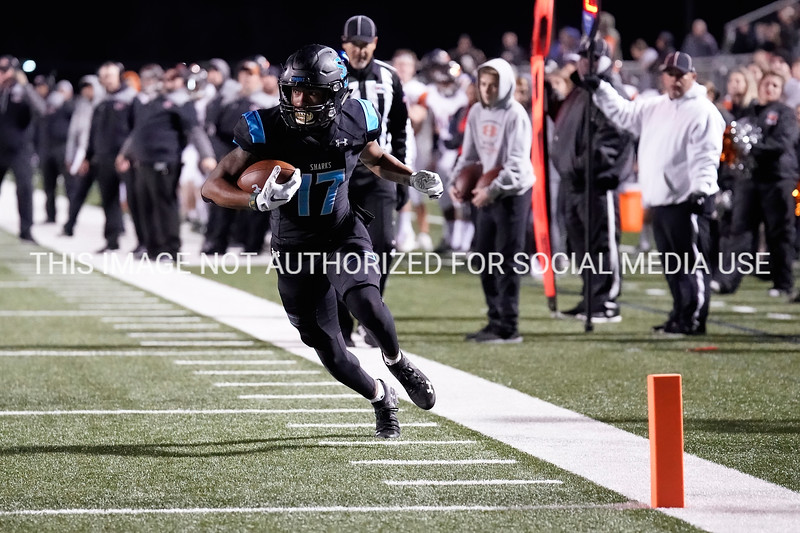 S Jones TD catch/run