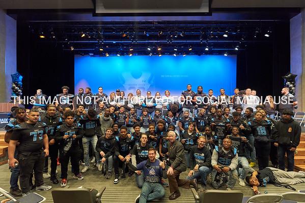 SCHS Sharks State Championship Celebration