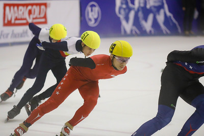 Players in action at SEA Open Track Trophy 2019, at the RINK, in Singapore on 05012019. Photo by Sanketa Anand/SportSG