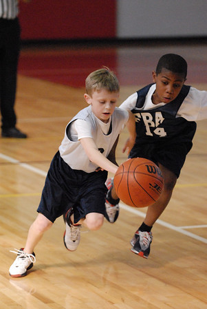 SF Basketball - 1/26/08 game