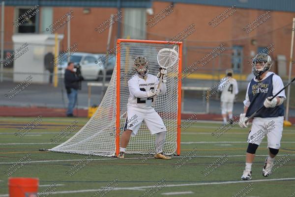 Springford Boys Lacrosse V PV