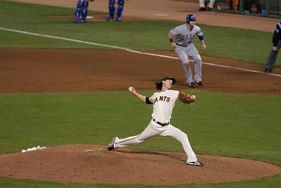 • The Freak  Giants vs Rangers - World Series Game #1 October 27, 2010 - AT&T Park, San Francisco, CA