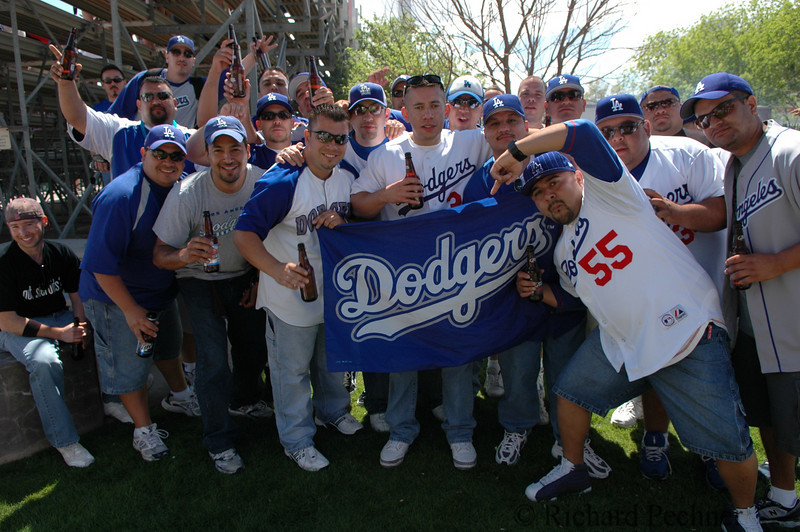 Those nagging Dodger fans invade Spring Training