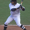 Brandon Crawford looking for a hit.