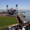 The arcade section and part of McCovey Cove from VR 305.