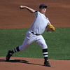 Matt Cain pitches like an All-Star.  This is the start before he would pitch a perfect game.
